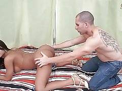 Tough Stud And Awesome T-Girl Get Horny 3